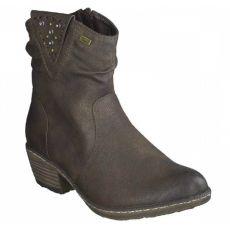 160ee60f640 Dámská obuv Kotníkové Zateplená kotníková obuv RIEKER 93782-26 ...