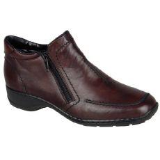 Úvod · Dámská obuv · Kotníkové RIEKER 58386-35. RIEKER 58386-35 6a5b3302d7